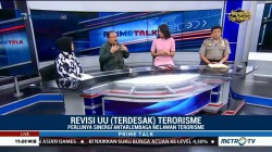 Revisi UU (Terdesak) Terorisme