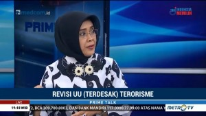 DPR Pastikan Peran TNI Melawan Terorisme akan Terukur