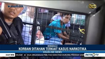 Rusuh di Rutan Malabero Bengkulu, 1 Orang Tewas