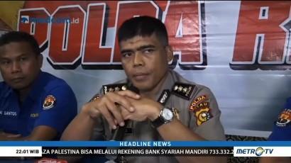 Polisi Sita Senapan Angin dari Rumah Terduga Teroris Riau