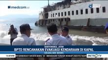 BPTD Jatim Rencanakan Evakuasi Kendaraan di KMP Labrita Adinda