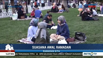 Tradisi Unik Buka Puasa Bersama di Turki