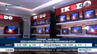LED TV Produksi Dalam Negeri Tembus Pasar Ekspor