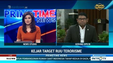 Nasir Djamil: Penyelesaian RUU Terorisme Bukan Karena Desakan