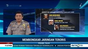 Polisi: Sel-Sel Tidur Mulai Bangun Jelang Vonis Aman Abdurrahman