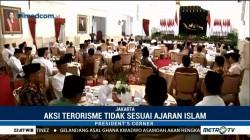 Jokowi Gelar Buka Puasa Bersama di Istana Negara