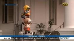 Istana Berbenah Jelang Asian Games 2018