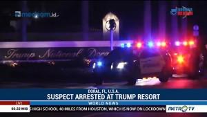 Suspect Arrested at Trump Resort
