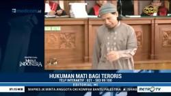 Hukuman Mati bagi Teroris