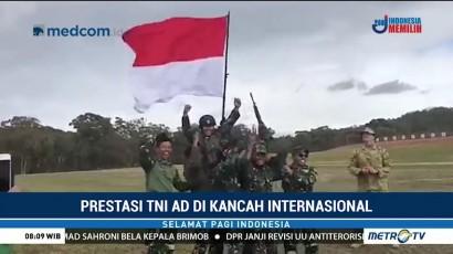 Prestasi TNI AD di Kancah Internasional (1)