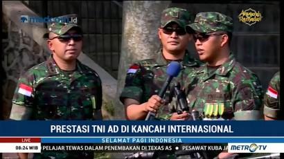 Prestasi TNI AD di Kancah Internasional (2)