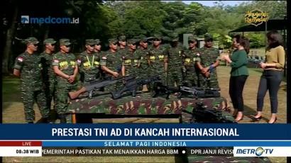 Prestasi TNI AD di Kancah Internasional (3)
