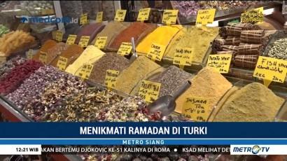 Belanja Rempah-rempah Khas Turki di Spice Bazaar