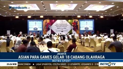 Rapat Pleno Indonesia Asian Para Games 2018 Resmi Digelar