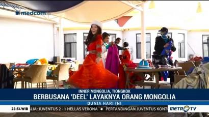 Sehari Menjadi Orang Mongolia