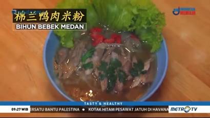 Resep Bihun Bebek Medan yang Menyehatkan