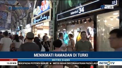 Menikmati Ngabuburit di Turki