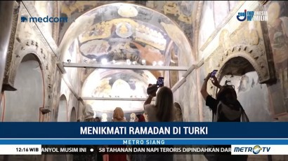 Wisata Sejarah Museum Chora dan Islamic Art Museum di Turki
