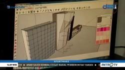 Dinding Panjat Tebing Lokal Laku di Pasar Internasional
