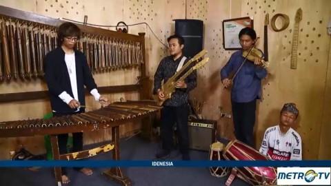 Idenesia: Alunan Simfoni Musik Bambu (1)