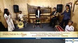 Penampilan Grup Musik D'Bamboo Essentials
