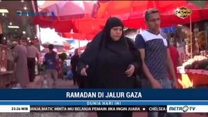 Ramadan di Jalur Gaza