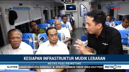 Kesiapan Infrastruktur Mudik Lebaran