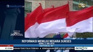 Reformasi Menuju Negara Sukses
