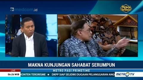 Makna Kunjungan Anwar Ibrahim ke Indonesia