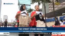 Berbagi Pakaian Layak Pakai Bareng The Street Store Indonesia