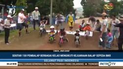 Ratusan Anak Ikuti Kejuaraan Balap Sepeda BMX di Cimahi