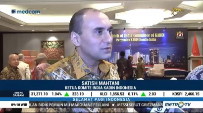 Kadin Bentuk Komite Bilateral India-Indonesia