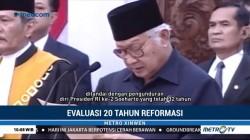Evaluasi 20 Tahun Reformasi