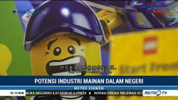Mengintip Potensi Industri Mainan dalam Negeri