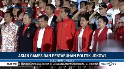 Asian Games dan Pertaruhan Politik Jokowi