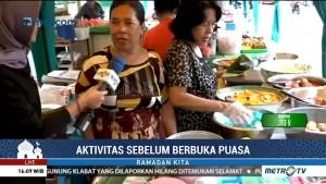 Berburu Makanan di Sentra Kuliner Ramadan Semarang