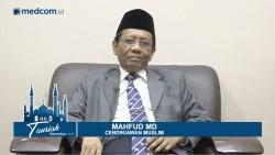 Tausiah Mahfud MD: Cinta Tanah Air