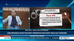 Akbar Faisal: Kendala RUU Terorisme Bukan di DPR Tapi Pemerintah