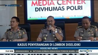 Polisi Selidiki Penyerangan Jemaah Ahmadiyah di Lombok