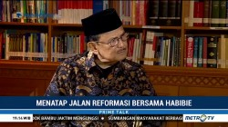 Habibie Bicara Tantangan Wujudkan Cita-cita Reformasi