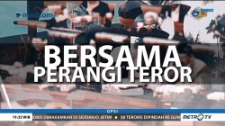 Bersama Perangi Teror (1)