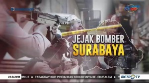 Jejak Bomber Surabaya (1)