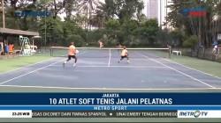 Cabor Soft Tenis Jalani Pelatnas