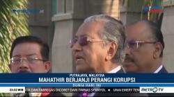 Mahathir Janji Perangi Korupsi di Malaysia