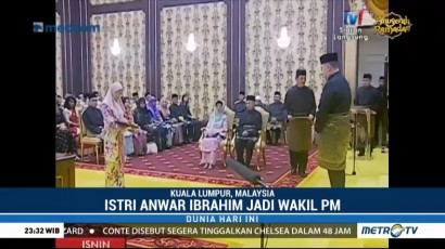 Kabinet Baru Malaysia Dilantik