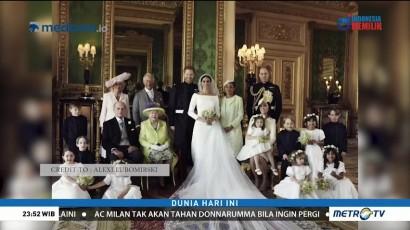 Istana Kensington Rilis Foto Terbaru Keluarga Kerajaan Inggris