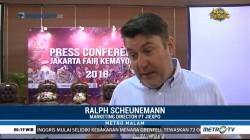 Jakarta Fair Kemayoran 2018 Siap Digelar