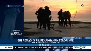 Supremasi Sipil Penanganan Terorisme
