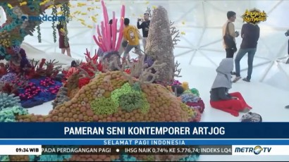 Pameran Seni Kontemporer Art Jog 2018
