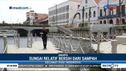 Wajah Baru Kali Besar Kota Tua Jakarta